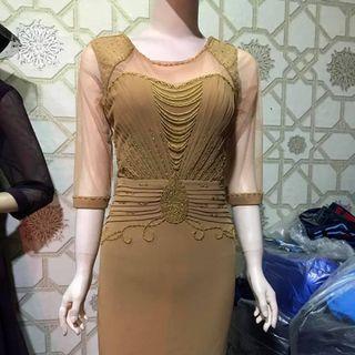 Đầm trung niên giá sỉ