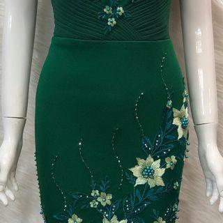 Đầm trung niên - đi tiệc giá sỉ