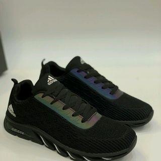 Sneaker A905 Đen nam dạ quang giá sỉ