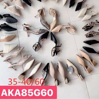 Giày cao gót bít mũi nữ thời trang giá sỉ