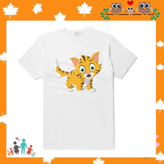Áo thun cho bé Mèo con cotton đủ màu đủ size giá sỉ