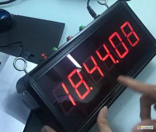 Đồng hồ treo tường Giờ Phút Giây - Báo thức - Đa năng SMD - 690000đ giá sỉ