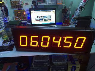 Đồng hồ treo tường led đếm ngược - Thi đấu giá sỉ
