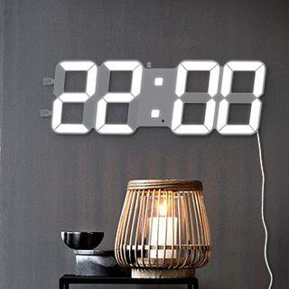Đồng hồ treo tường Led 3D giá rẻ Hà Nội giá sỉ
