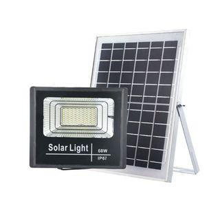 Đèn Pha LED Năng Lượng Mặt Trời VKT-S01-60W giá sỉ