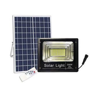 Đèn Pha LED Năng Lượng Mặt Trời VKT-S01-200w giá sỉ