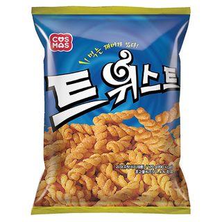 Snack Quẩy Xoắn Cosmos Hàn Quốc 55g giá sỉ