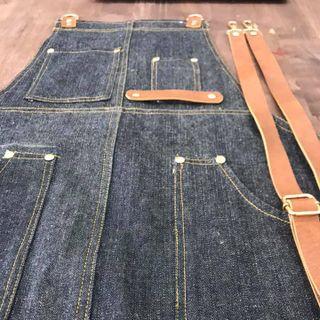tạp dề Jean giá sỉ