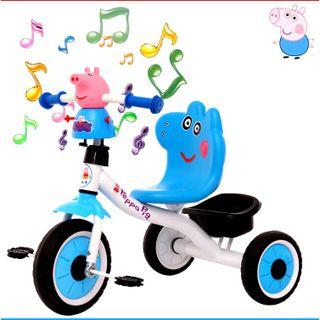 Xe đạp 3 bánh cho bé hình heo -- bbl01 giá sỉ