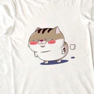 Áo mèo bụng bự giá sỉ