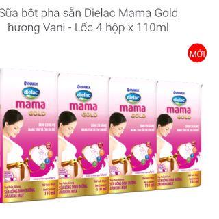 Sữa bột pha sẵn Dielac Mama Gold hương Vani giá sỉ