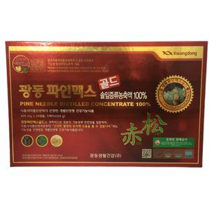 Viên tinh dầu thông đỏ Kwangdong 120 viên cao cấp giá sỉ