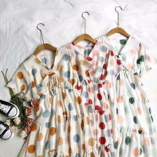 Váy quảng châu giá sỉ