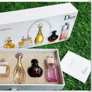 Set nước hoa Diors 5 chai giá sỉ