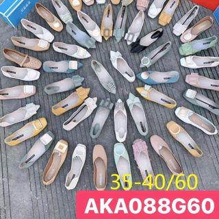 Giày búp bê nữ  bệt tách lô 30 đôi đế mềm siêu rẻ giá sỉ