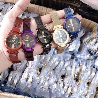 Đồng hồ dây nam châm nữ siêu đẹp giá sỉ