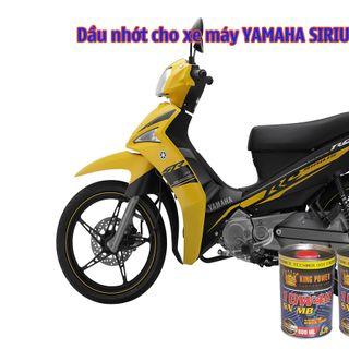 Dầu nhớt cho xe máy YAMAHA SIRIUS Fi cao cấp từ DubaiUAE giá sỉ