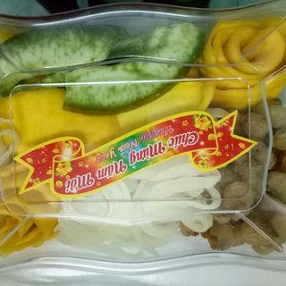 trái cây sấy dẻo mix giá sỉ