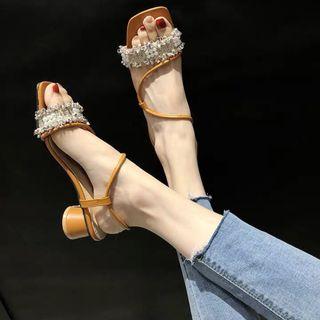 Giày sandal phố giá sỉ