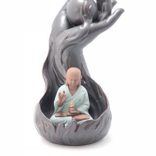 Thác Khói Trầm Hương Phật quả cầu lửa - bbl01 giá sỉ