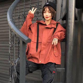 Áo khoác nữ kaki hộp cool ngâu giá sỉ