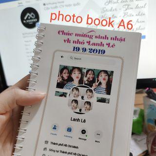 Sổ PhotoBook giá sỉ