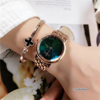 Đồng hồ nữ GUOU 6034 giá sỉ