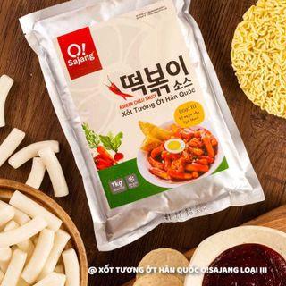 Sốt tương ớt Hàn Quốc giá sỉ