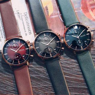 Đồng hồ nữ GUOU 8095 giá sỉ