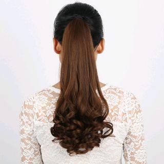 tóc cột xoăn giá sỉ