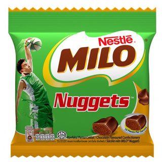 Bánh xốp Milo Nuggets Thái Lan giá sỉ