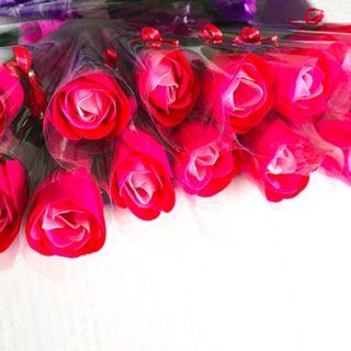 hoa hồng sáp giá sỉ