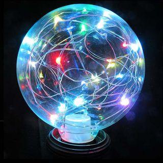 Bóng đèn sợi led nháy nhiều màu giá sỉ