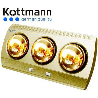 Đèn sưởi nhà tắm Kottmann bóng giá sỉ
