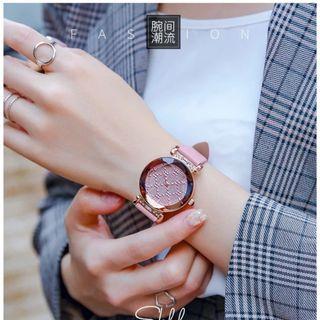 Đồng hồ nữ GUOU 6603 giá sỉ