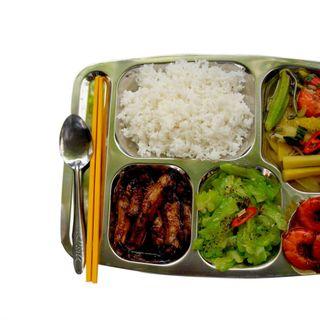 Công ty cung cấp suất ăn công nghiệp HCM - Nguyên Khang Food giá sỉ