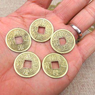 Đồng xu kim loại đường kính 24mm giá sỉ