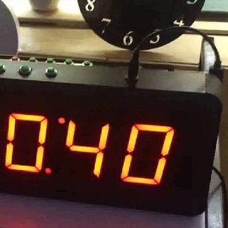 Đồng hồ treo tường led - Bấm giây thể thao - Đếm ngược 3 inch - DHC001 giá sỉ