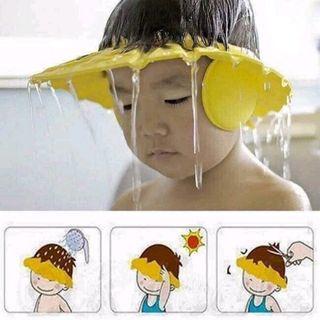 Mũ gội đầu cho bé giá sỉ