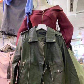 Áo da quảng châu giá sỉ