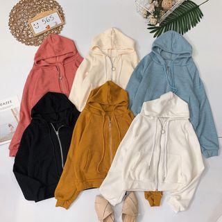 Áo khoác hoodie trơn giá sỉ