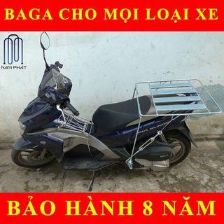 Baga chở hàng tất cả các loại xe Honda Yamaha Suzuki SYM các loại xe khác giá sỉ