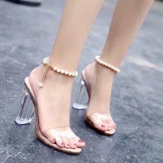 Giày sandal vòng Ngọc cổ chân giá sỉ