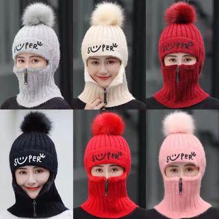 Mũ mùa đông ko lạnh hót giá sỉ
