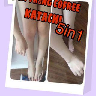 Tắm trắng cafe katachi giá sỉ