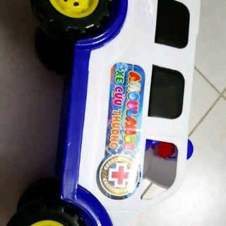 Xe đồ chơi nhựa giá sỉ