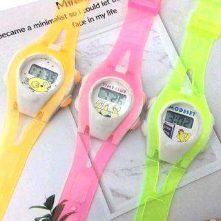 Đồng hồ điện tử có sẵn pin giá sỉ