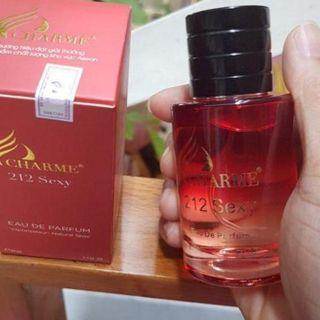 Nước hoa nam charme 212 50ml giá sỉ giá bán buôn giá sỉ