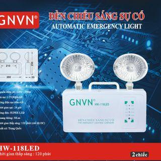 đèn báo sự cố GNVN HW - 118 LED giá sỉ