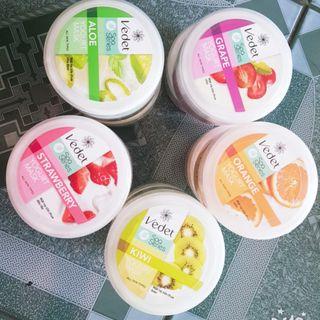 Mặt nạ sữa chua spa dạng hủ Vedette 120g/120ml giá sỉ